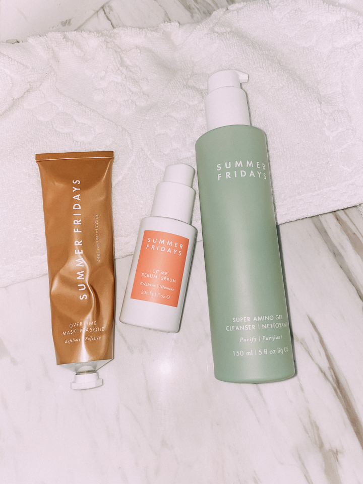 Must-Have Summer Fridays Products